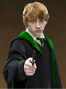 Slytherin Ron Weasley